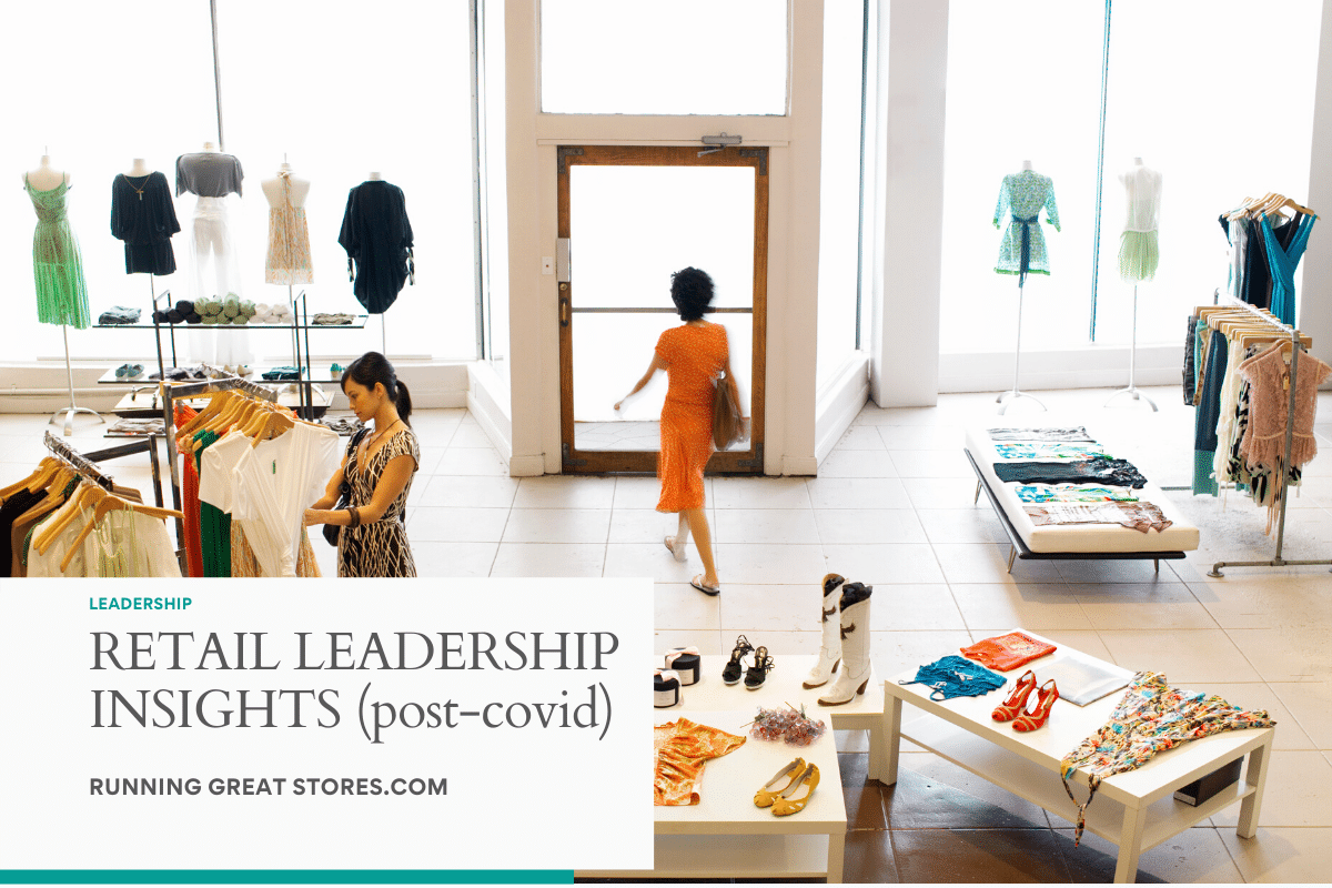 retail leadership insights