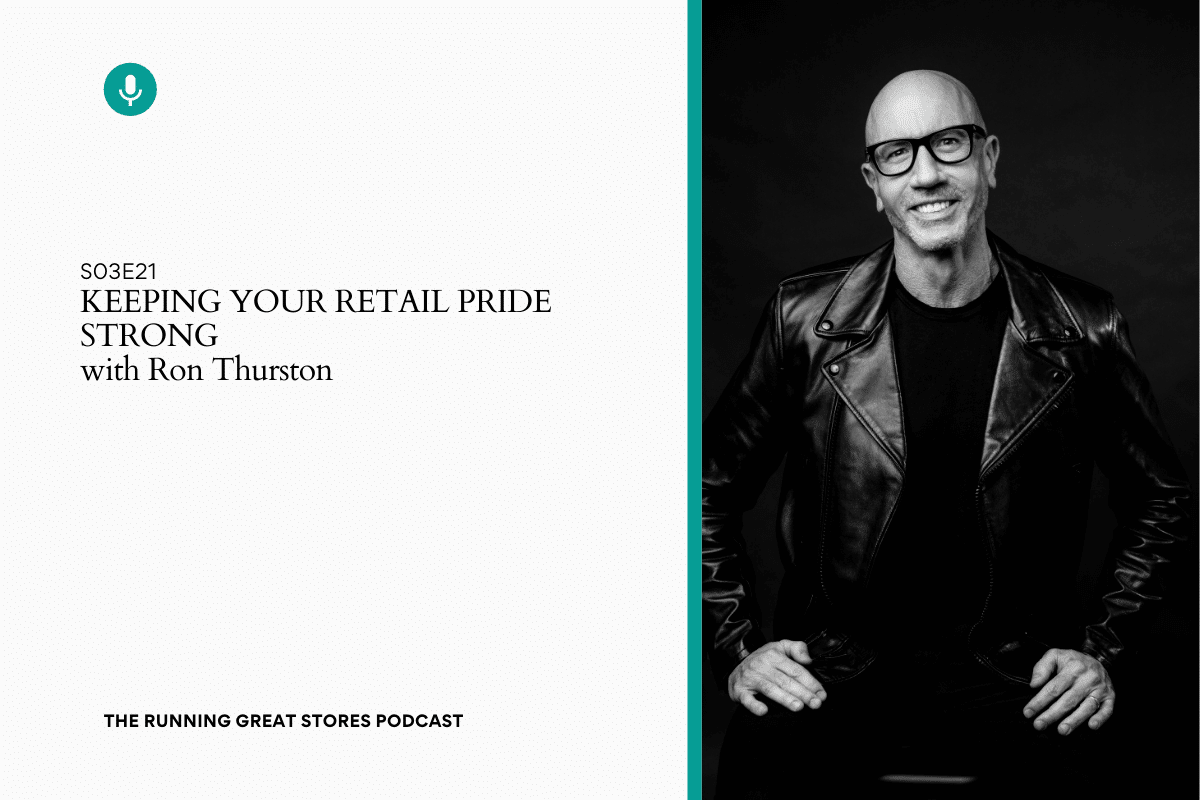 Ron Thurston Retail Pride